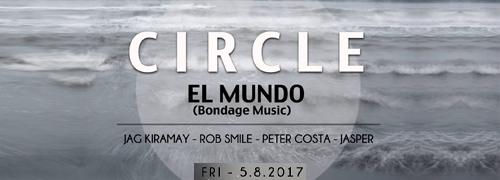 Circle w/ El Mundo (August 5, 2017)