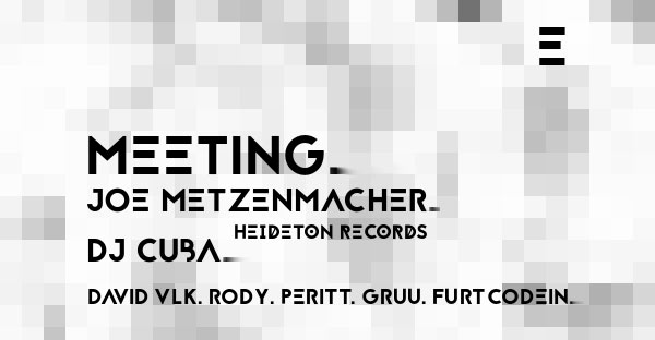 Meeting Joe Metzenmacher